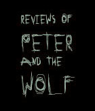 reviews of peter and the wolf